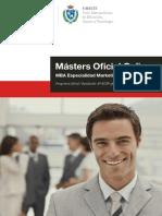 IEP-MBA Especialidad Marketing y Ventas