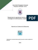 Manual de Instrucion Final -Tic