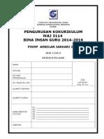 Folio Pelajarpismp 2014 Biodata