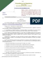 BRASIL L12527 2011 Acesso Informacoes