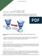 3ds Max Help_ Optimize Modifier