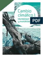 Cambio climático I mortalidad y morbilidad