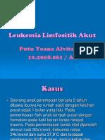 Leukemia Limfositik Akut