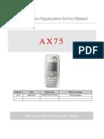 Ax75 Svc Manual_v1.0