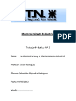 TPNº2-Mantenimiento Industrial