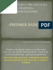 TOG 1-K-Predmer Radova