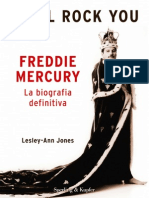 Libro Freddy Mercury en Italiano