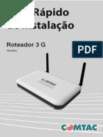 Manual Roteador - Comtac