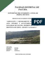 Municipalidad Distrital de Paccha