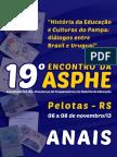 19º encontro da Asphe