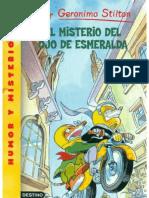 Gerónimo Stilton - El misterio del ojo esmeralda