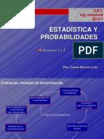 Estadistica y Probabilidades