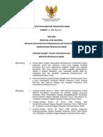 permenpu11-2012 mitigasi dan adaptas iperubahan iklim