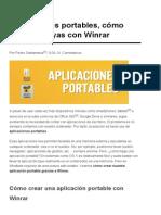 Aplicaciones portables, cómo crear las tuyas con Winrar - AnexoM - Blog oficial de Jazztel.pdf