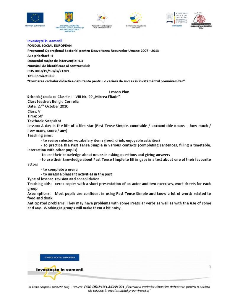 Proiect lectie engleza | Semiotics | Linguistics