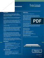 Satellite Receiver and Deconcentrator HZ930 R1