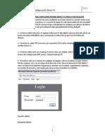 PROCEDIMIENTO IDIRECT X1