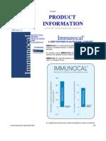 immunocal product