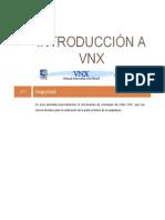 Introducción a VNX