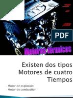 Motores Térmicos David Peña