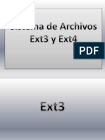 Sistema de Archivos