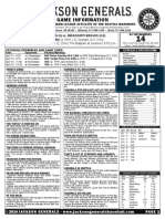2014 Game Notes 4-12