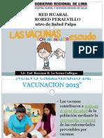 Nuevo Calendario de Vacunas
