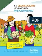 79226822 La Gestion en Organizaciones de Productores as Del Corredor Mantaro Peru