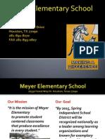 meyer elementary school demographic