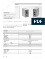 Photoelectric Amplifier Series