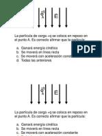 Potencial Electrico - Fisica II