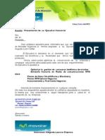 Carta de Presentacion - Augusto Leon