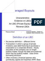 LBO Powerpoint