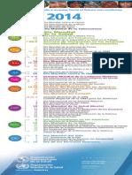 Press Calendar 2014