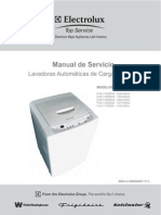 Manual Electrolux Tecnico
