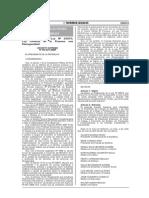 DS. 002-2014-MIMP Reglamento Ley General de Personas Con Discapacidad Ley N° 29973
