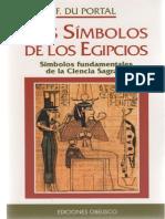 Portal Frederic Du Los Simbolos de Los Egipcios