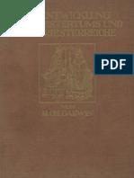 Darwin, Randolph - Die Entwicklung des Priestertums und der Priesterreiche (1929)