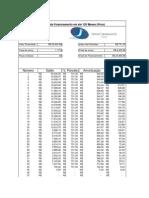 Planilha - Tabela Price