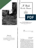 Bride on the Amazon - B. Westphal (1948)