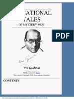 117355582 Will Goldston Sensational Tales of Mystery Men