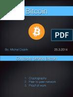 Bitcoin in general - presentation