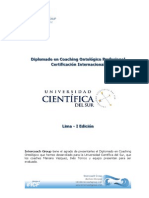 Diplomado Coaching Ontologico Profesional V4