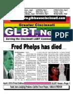April 2014 GLBT News