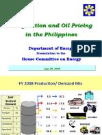 Department of Energy Presentation re