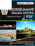 Lhokseumawe Dalam Angka 2013 / Lhokseumawe in Figures 2013