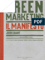Manifesto Green Marketing