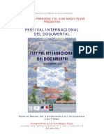 Documentales Alianza Francesa