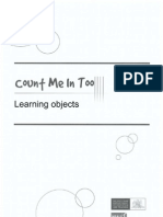 Count Me in Too Learning Objects1