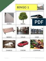 Bingo Calle Fotos